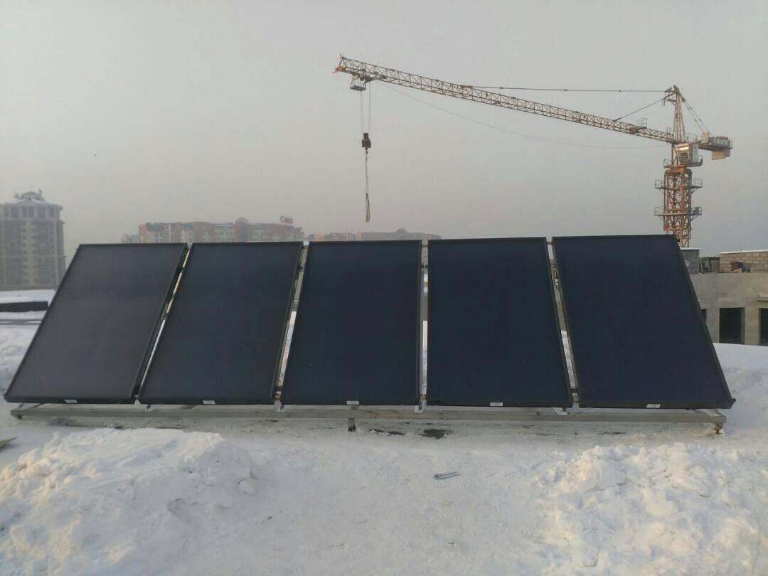 Жилой комплекс «Горное Солнце», город Алматы, Казахстан