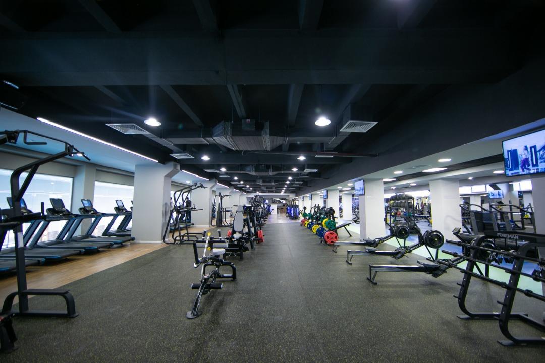 Фитнес-клуб Дасмия 2 фаза (солнечная гелиосистема и климатическое оборудование)